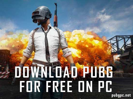 Download PUBG For Free on PC