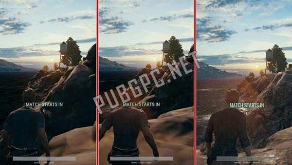 Super awesome graphics and HD audio in PUBG PC