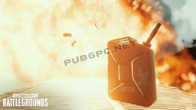Blow Up Enemies Nearby With The Gas Can And Rank Up In PUBG Download Pc Easier