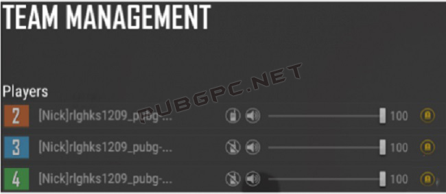 Reset The Volume Of PUBG Download Radio Messages