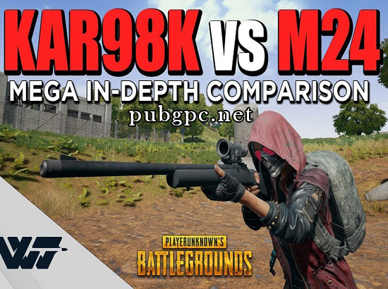 Kar98 is stronger than M24 in PUBG Update #31 | PUBG PC Game