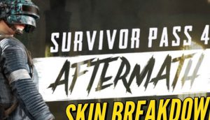 What You Need To Know About PUBG Survivor Pass 4: Aftermath