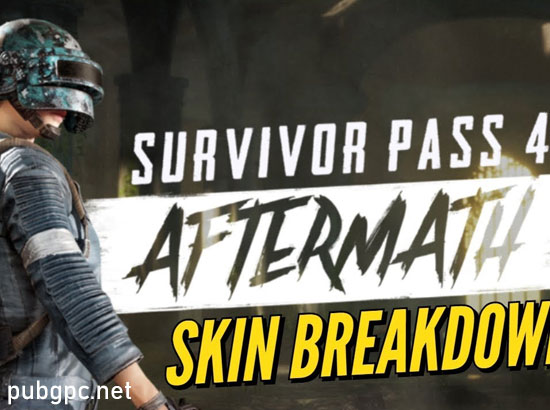 What You Need To Know About Pubg Survivor Pass 4 Aftermath Pubg
