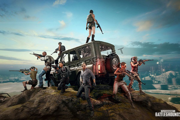 PUBG Cross-Platform on PS4 and Xbox One
