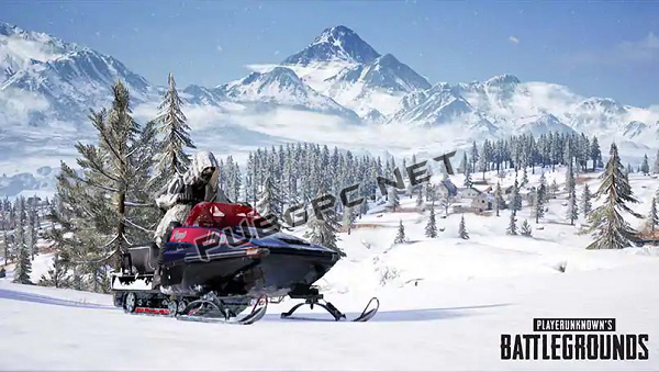 Easily Control Your Vehicle On Snow Terrain In PUBG PC 4.2 Update