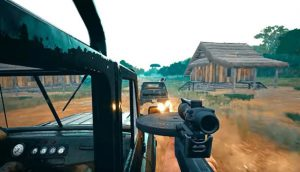 How To Shoot People In Moving Cars In PUBG