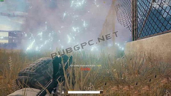 Lure Someone In PUBG PC Patch 4.1 Update With Deadly Gear
