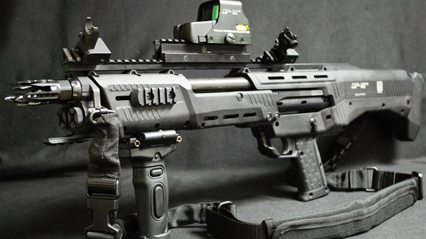You Can Add Holographic Sight or Red Dot Sight to PUBG DP-12