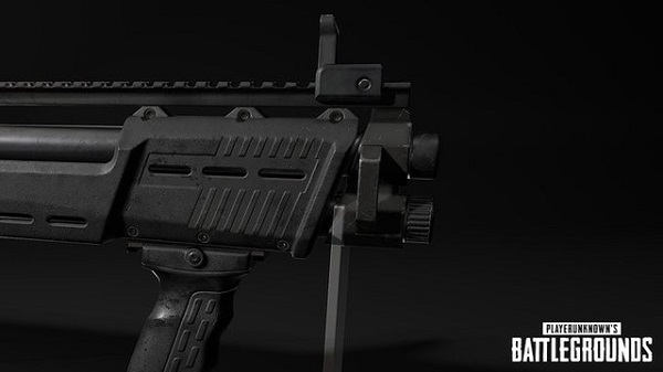Two Barrels of DP-12 Ensure A Quite Good Rate Of Fire in PUBG