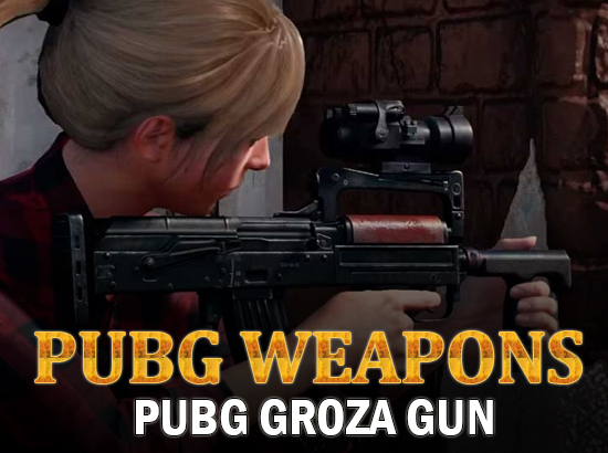 Pubg Groza Guide Pros And Cons When Using Groza For Combat Pubg