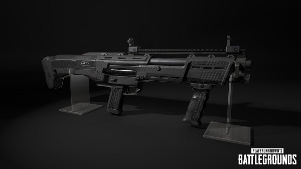 DBS - A New Weapon Added To PUBG PC Via Update 4.3