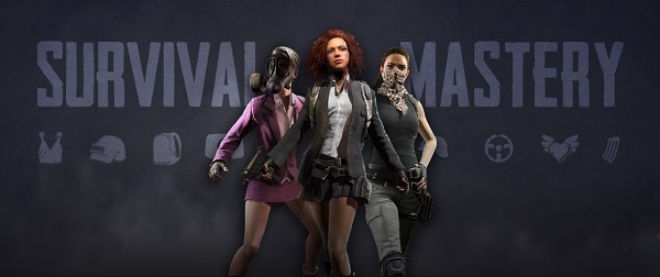 Enjoy Survival Mastery - The New Feature In PUBG PC Update 4.3