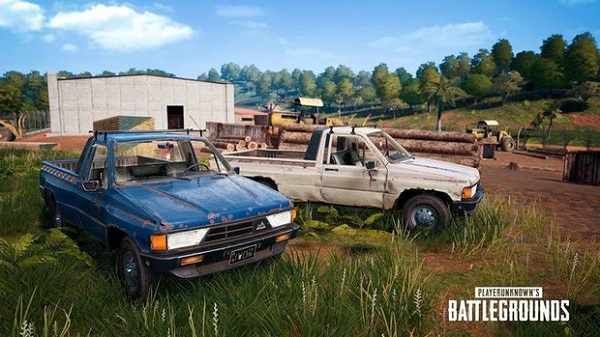 Vehicles Are Good For Nothing On PUBG Sanhok Map