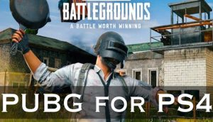 PlayerUnknown's Battlegrounds PS4 available