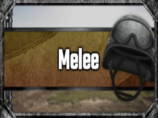 All Melee Weapons In PUBG