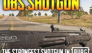 What You Need To Know About DBS - The Strongest Shotgun In PUBG Game