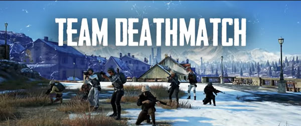 New Team Deathmatch Map in the Winter Festival