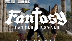 PUBG Suddenly Rolled Out Fantasy Battle Royale Update To Warm Up The Community On April Fool's Day