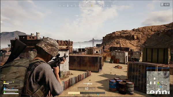 Download and play PUBG for PC