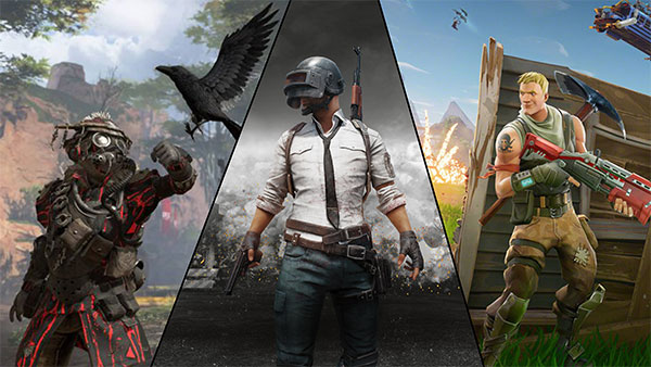 The best battle royale game in the survival shooter game genre!