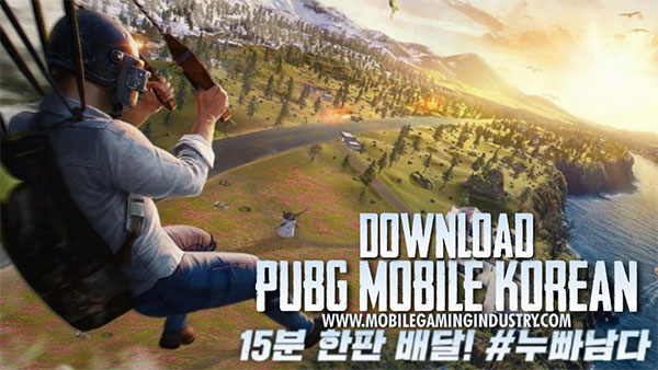 Korean PUBG Mobile since June 30th won't accept global users