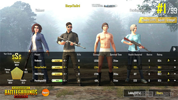 Both versions suffer from hackers ruining games although Tencent is trying to combat it.